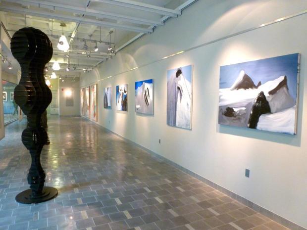 Mira Cantor's work at Northeastern University.