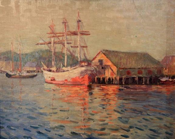 Salt Ship