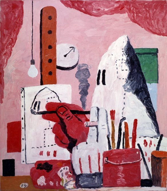 guston-studio