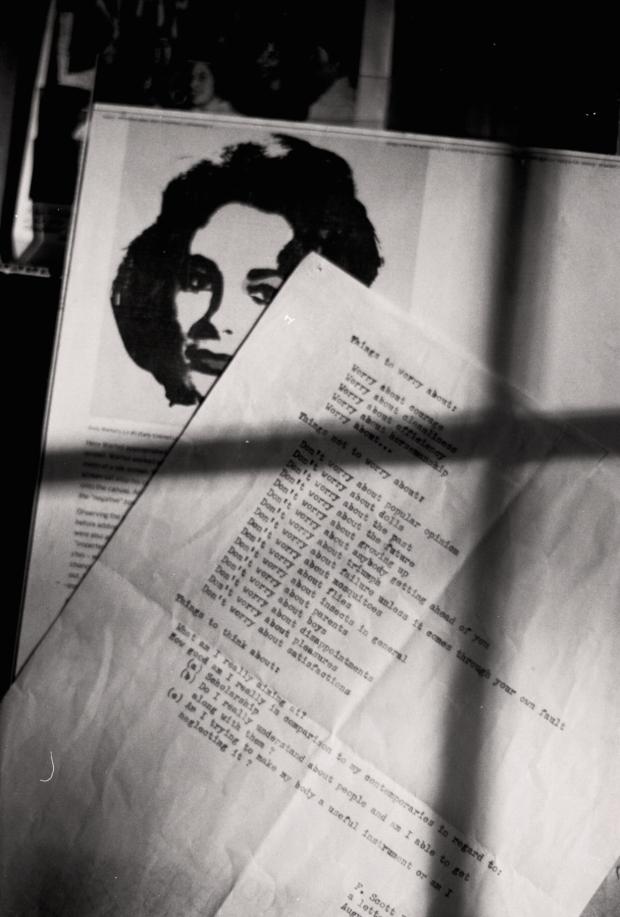 Susan Alport, _Liz & Fitzgerald Letter_, 35 mm film print, 2016.jpg