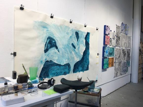 schlosberg-interwoven-in-process-on-wall